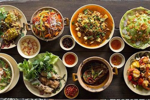 Best vietnamese restaurants in saigon lune production - Authentic vietnamese cuisine ...