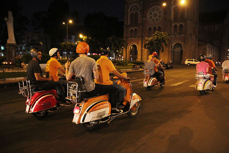Ho Chi Minh City Nightlife | Lune Production