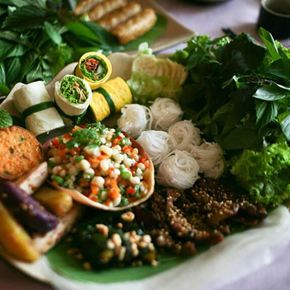 Hoa Tuc: The Art-Noveau Vietnamese Restaurant in Saigon