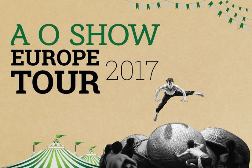 A O Show's Europe Tour 2015-2017