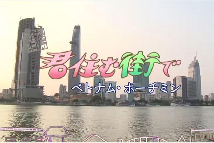 ĐÀI TRUYỀN HÌNH NHK NHẬT BẢN CHỌN DIỄN VIÊN À Ố LÀM ĐẠI SỨ DU LỊCH