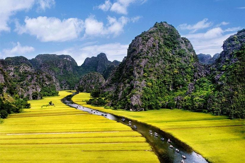 Vietnam Travel Guide - 2 Week North to South Vietnam Itinerary