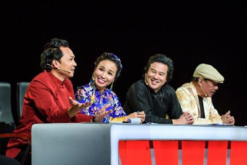 Nghệ sĩ xiếc - đạo diễn Tuấn Lê lần đầu làm giám khảo show truyền hình tại Việt Nam