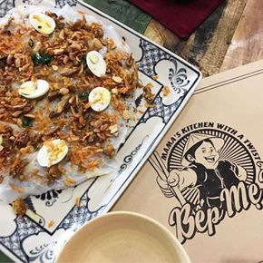 Bếp Mẹ Ỉn- Mama's Kitchen With A Twist