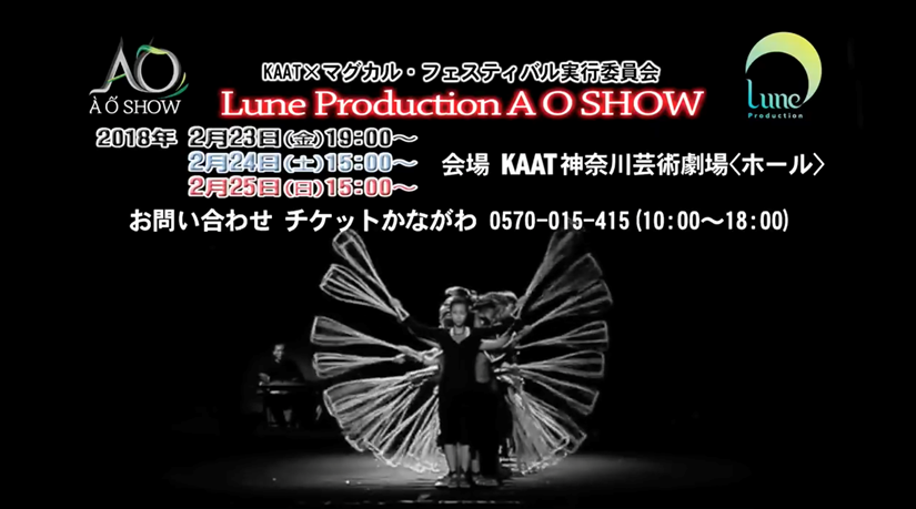 A O SHOW TOUR IN JAPAN
