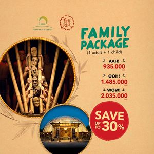 FAMILY PACKAGE OFFER