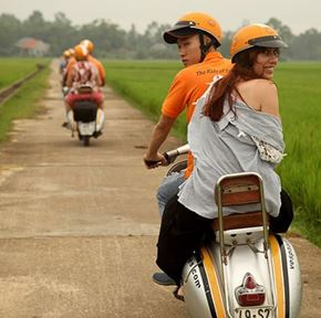 Vespa Adventures in Hoi An
