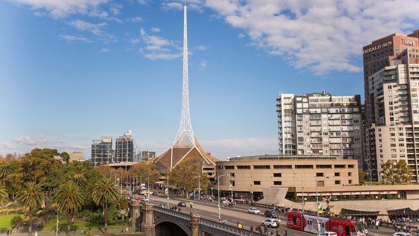 A O SHOW TOUR IN MELBOURNE